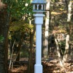 Garden Accents Bird Feeder Bird House Posts Hunter